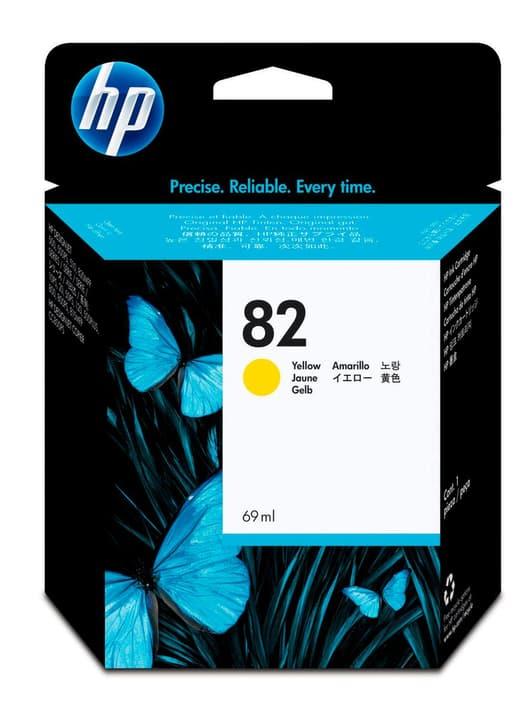 82 Yellow Cartuccia d'inchiostro HP 796018500000 N. figura 1
