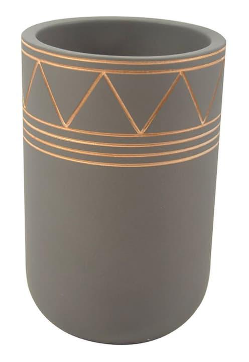 JOAN Bicchiere 442079800284 Colore Antracide Dimensioni L: 7.5 cm x P: 7.6 cm x A: 7.5 cm N. figura 1