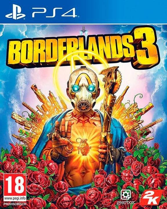 PS4 - Borderlands 3 Box 785300145698 Sprache Französisch Plattform Sony PlayStation 4 Bild Nr. 1