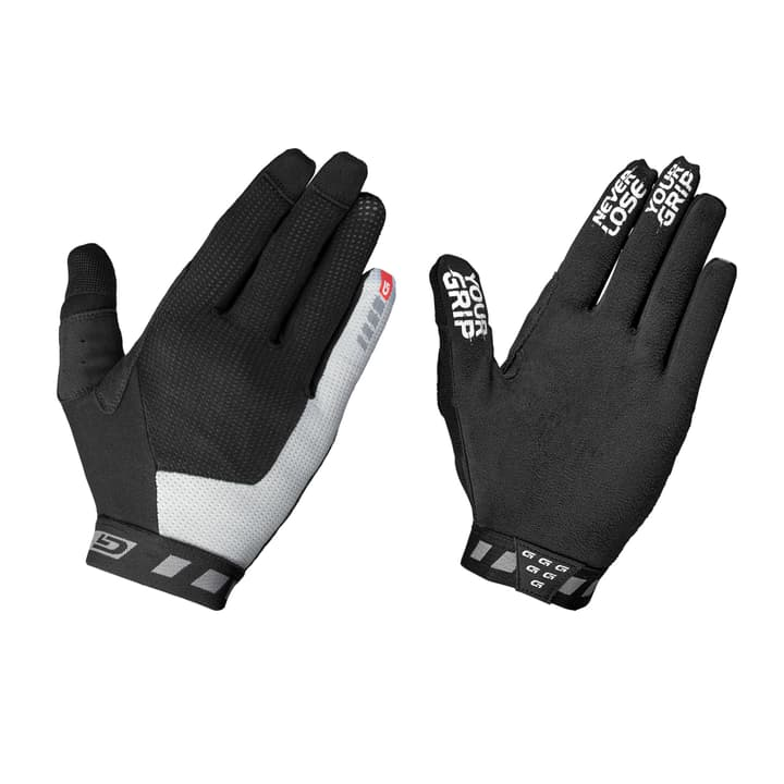 Vertical InsideGrip™ Full Finger Glove Gants unisexe GripGrab 463511400420 Couleur noir Taille M Photo no. 1