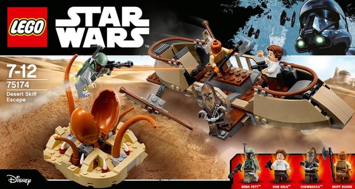 Lego Star Wars Fuga dal deserto sullo skiff 75174 748853300000