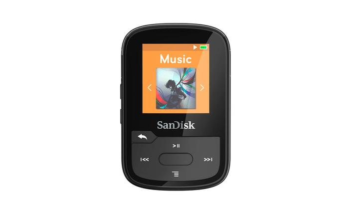 Clip Sport Plus 16GB - Nero MP3 Player SanDisk 773562000000 N. figura 1