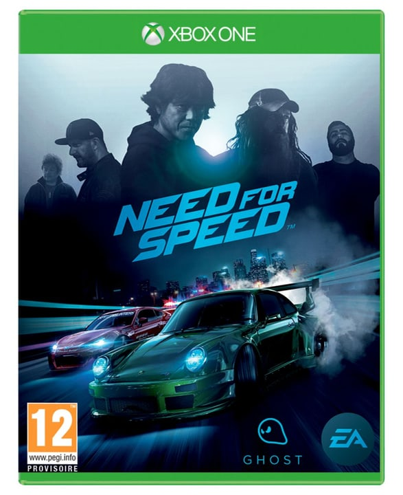 Xbox One - Need for Speed Box 785300119995 Bild Nr. 1