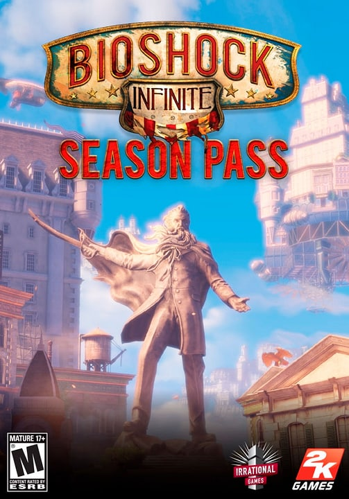 PC - BioShock Infinite Season Pass Download (ESD) 785300133297 N. figura 1