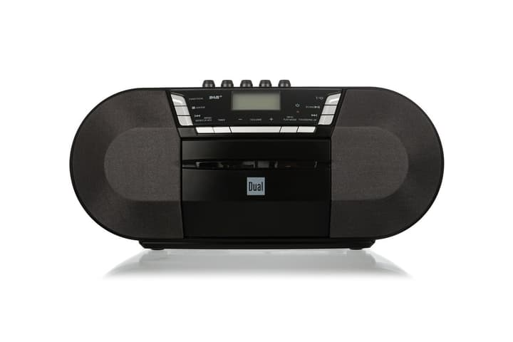 DAB-P 200 - Schwarz CD Radio Dual 773117500000 Bild Nr. 1