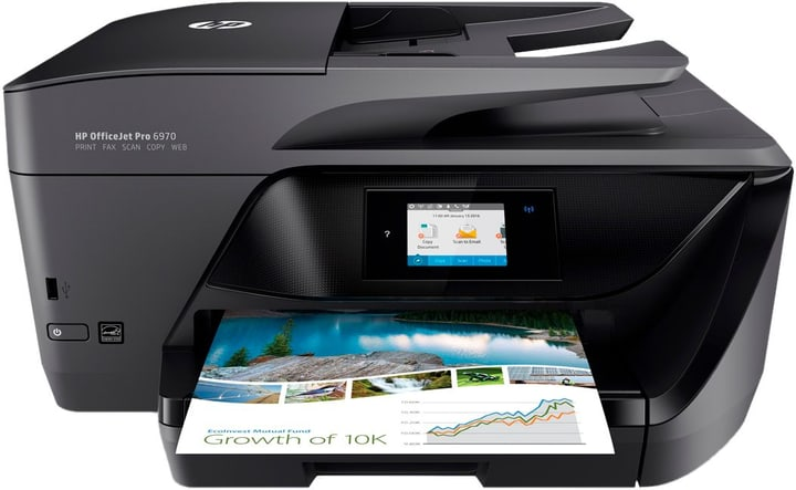 OfficeJet Pro 6970 AiO Multifunktionsdrucker HP 797274900000 Bild Nr. 1