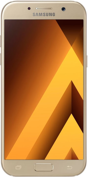 Galaxy A5 (2017) 32GB Or Smartphone Samsung 785300125387 Photo no. 1