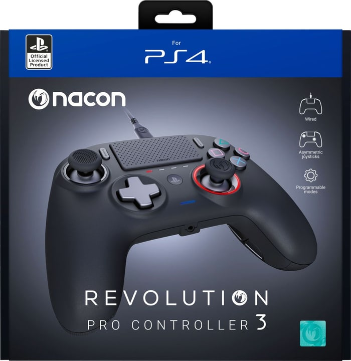 Revolution Pro Gaming Controller 3 Manette Nacon 785538200000 Photo no. 1
