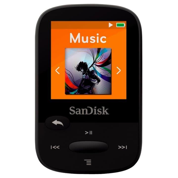 Clip Sport 8Go - Noir MP3 Player SanDisk 785300124256 Photo no. 1