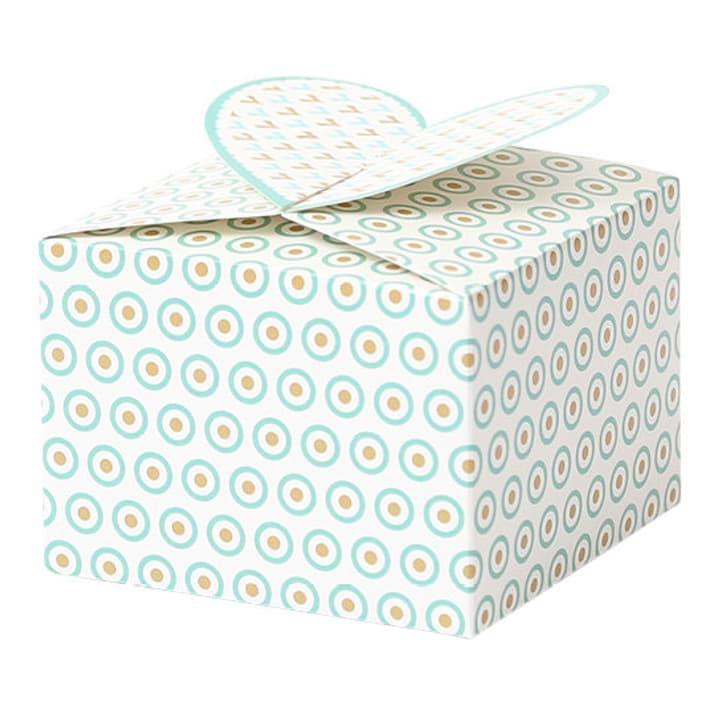 Gift Box Herz, 9 x 9 x 9 cm I AM CREATIVE 666210300000 Bild Nr. 1