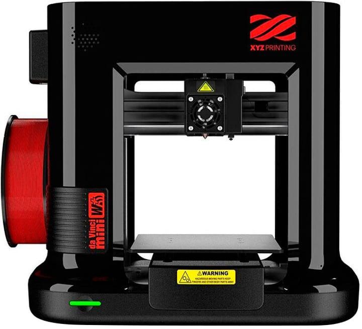 Da Vinci Mini W+ Stampante 3D nero Stampante 3D XYZprinting 785300143033 N. figura 1