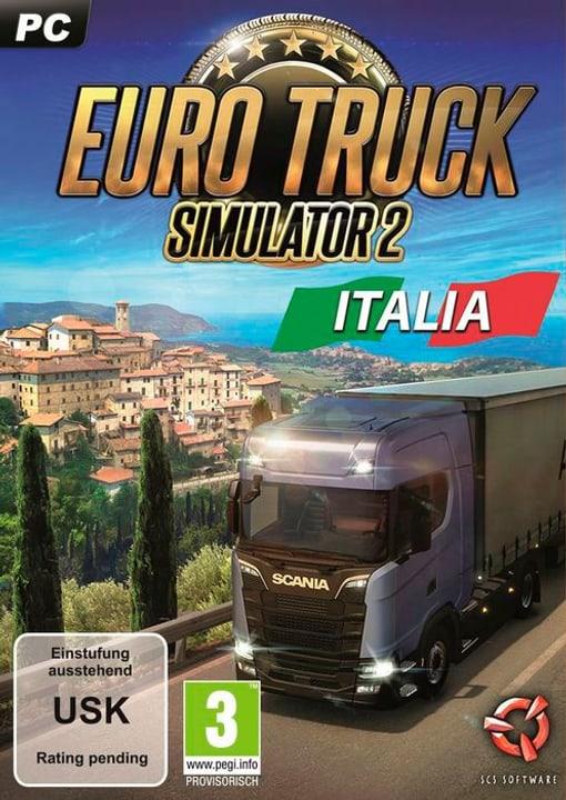 PC - Euro Truck Simulator 2 - Italia D Physique (Box) 785300130500 Photo no. 1