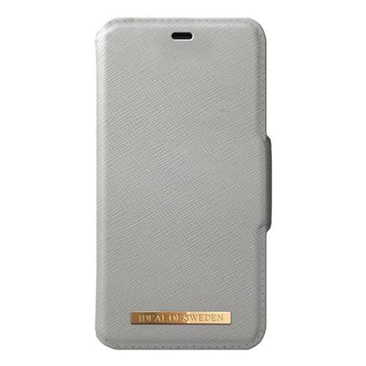 Book-Cover Fashion Wallet light grey Coque iDeal of Sweden 785300147946 Photo no. 1