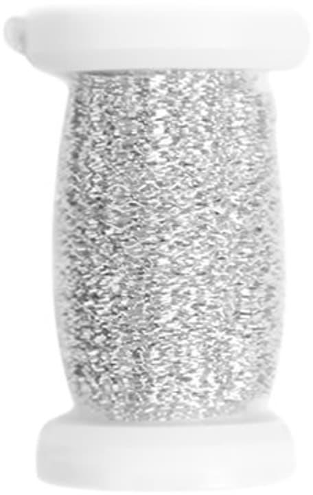 Effektdraht 0.25mm x 50m I am Creative 665277200000 Farbe Silberfarben Bild Nr. 1