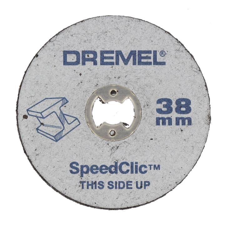 SC Dischi da taglio per metallo 38 mm 5pz. (SC456) Accessori per tagliare Dremel 616049400000 N. figura 1