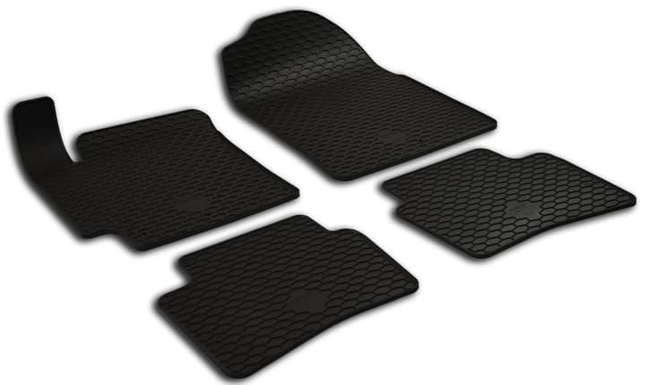 Set de tapis en caoutchouc KIA Tapis de voiture WALSER 620594700000 Photo no. 1