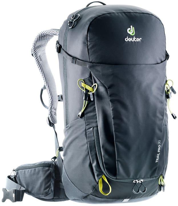 Trail Pro 32 Zaino Deuter 460282800020 Colore nero Taglie Misura unitaria N. figura 1