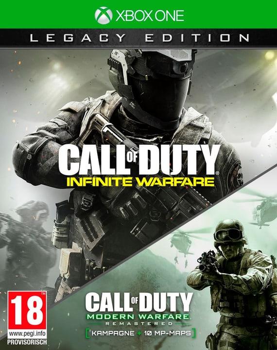 Xbox One - Call of Duty 13: Infinite Warfare (Legacy Edition inkl. MW1) Box 785300121094 N. figura 1