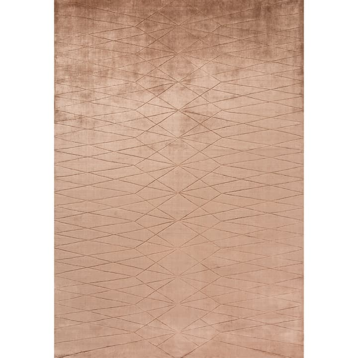 EDGE Tapis 371082500000 Couleur Rose Dimensions L: 140.0 cm x P: 200.0 cm Photo no. 1
