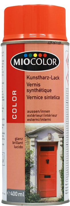 Kunstharz Lackspray Miocolor 660835500000 Bild Nr. 1