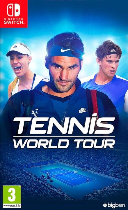 Switch - Tennis World Tour (D/F) Physique (Box) 785300132952 Langue Français, Allemand Plate-forme Nintendo Switch Photo no. 1
