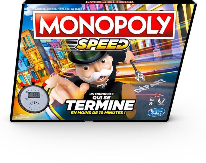 Speed Monopoly (FR) 748986090100 Photo no. 1