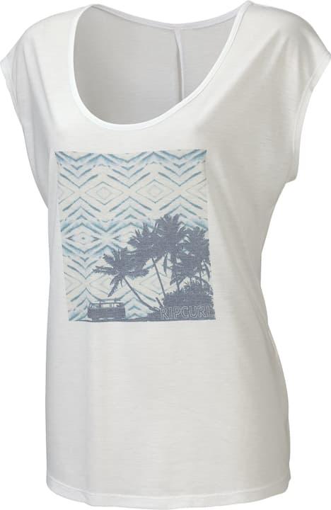 T-shirt Endless Summer T-shirt pour femme Rip Curl 463125400310 Couleur blanc Taille S Photo no. 1