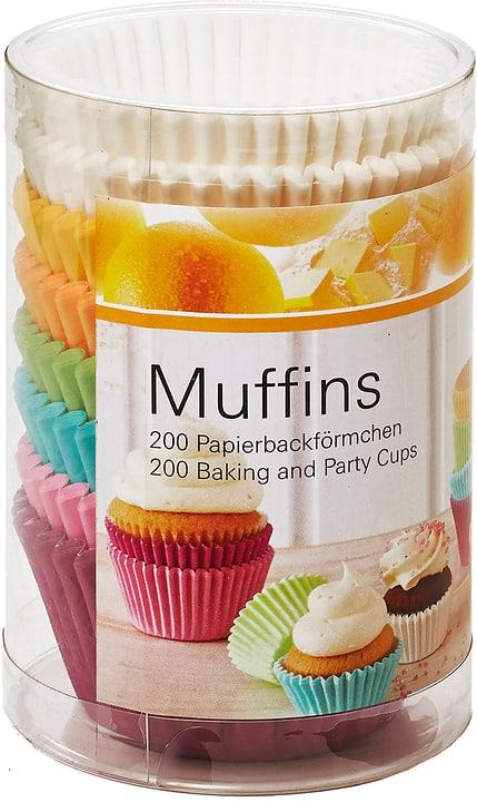 PASTELL Cupcake Papierbackform 441109100000 Bild Nr. 1