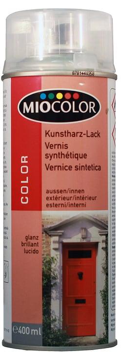 Peinture en aérosol résine synthétique Miocolor 660818600000 Photo no. 1