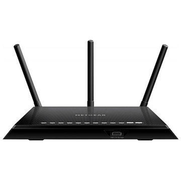 R6400-100PES AC1750 Wireless 802.11ac Dual-Band Gigabit Router Netgear 785300124223 Photo no. 1