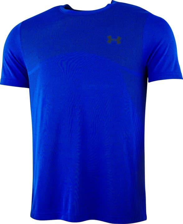 Seamless SS Herren-T-Shirt Under Armour 468003500440 Farbe blau Grösse M Bild-Nr. 1