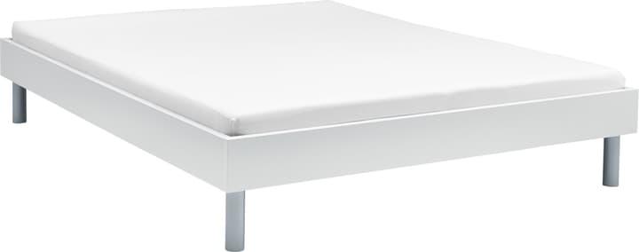 ROBERT Letto 404497400000 Dimensioni L: 120.0 cm x P: 200.0 cm Colore Bianco N. figura 1