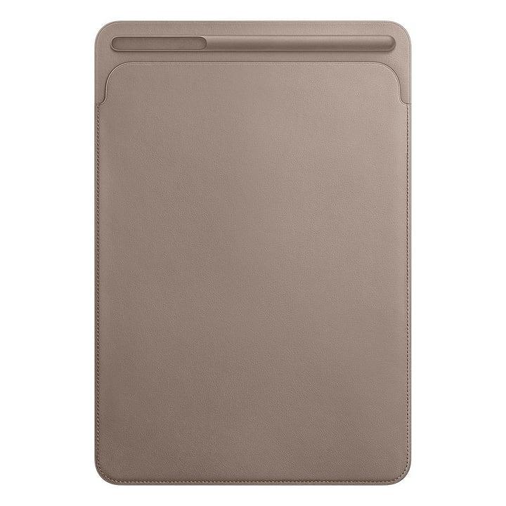 Étui en cuir pour iPad Pro 10,5 pouces - Taupe Apple 785300128580 Photo no. 1
