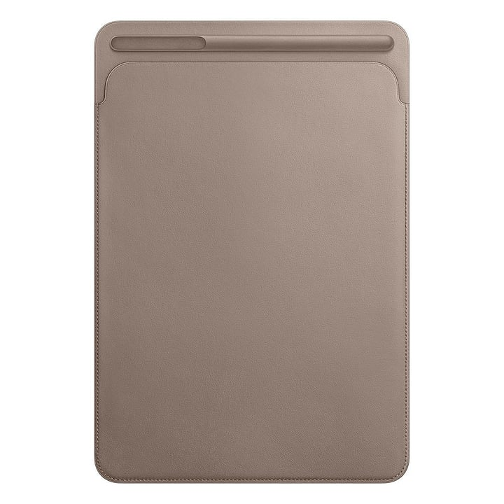 "Lederhülle für das 10,5"" iPad Pro – Taupe Apple 785300128580 Bild Nr. 1"