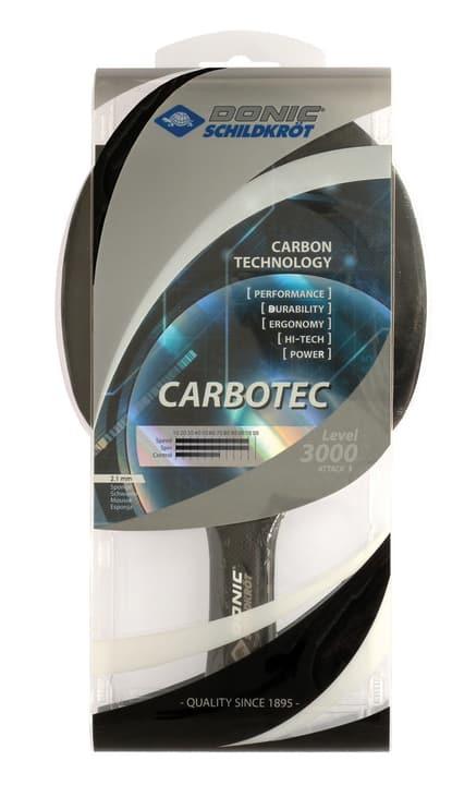 CarboTec 3000 Tischtennis- Racket Schildkröt 491638700000 N. figura 1