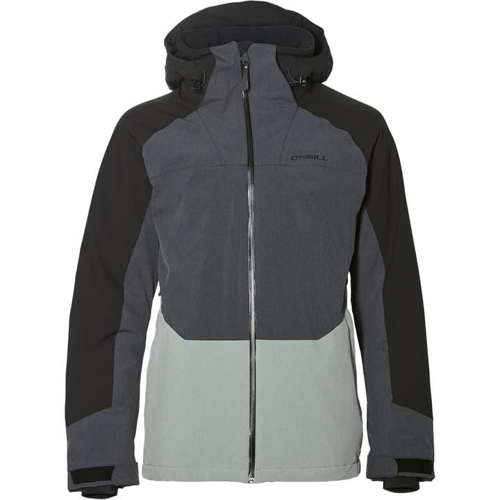 GALAXY IV Jacket Herren Snowjacke O'Neill 460356400383 Farbe Dunkelgrau Grösse S Bild-Nr. 1