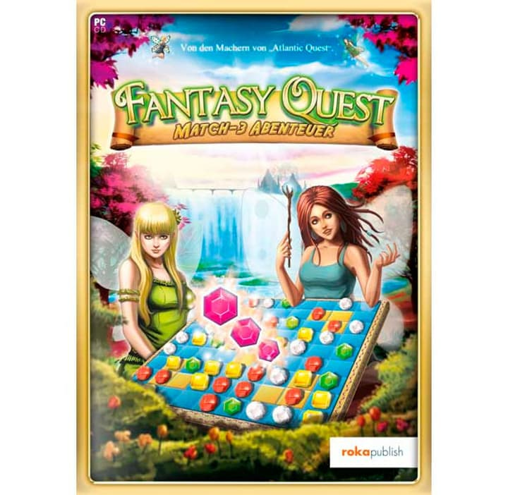 PC Fantasy Quest Digitale (ESD) 785300133400 N. figura 1