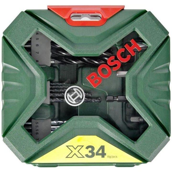 Set X-Line foratura e avvitatamento 34pz 9000030600 No. figura 1
