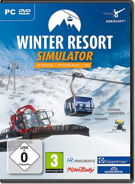 Winter Resort Simulator [DVD] [PC] (D/E) Box 785300149315 N. figura 1