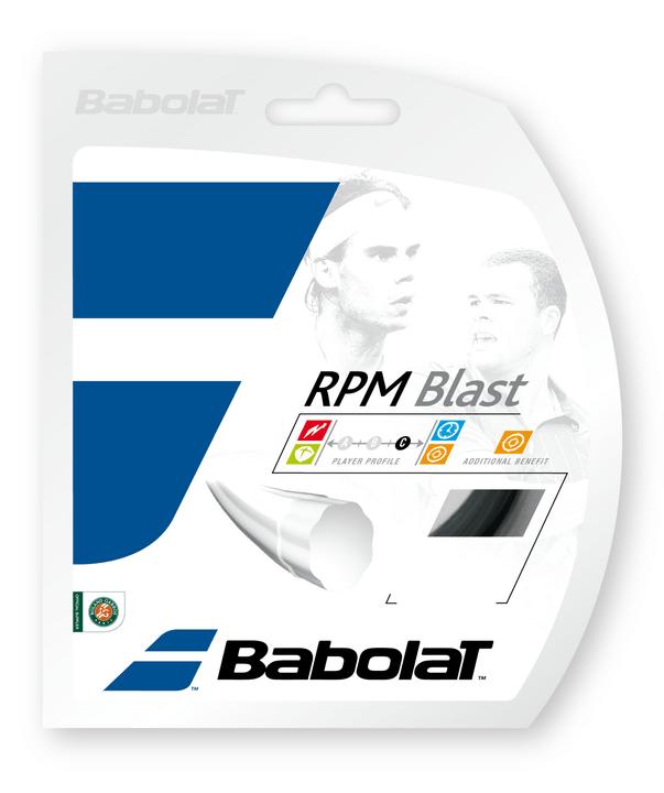 RPM Blast Corde da tennis Babolat 491556100000 N. figura 1