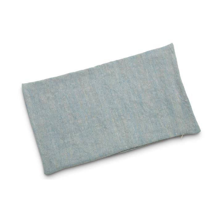 DECLAN Housse de coussin décoratif 30x50 378117700000 Couleur Turquoise Dimensions L: 50.0 cm x P: 30.0 cm Photo no. 1