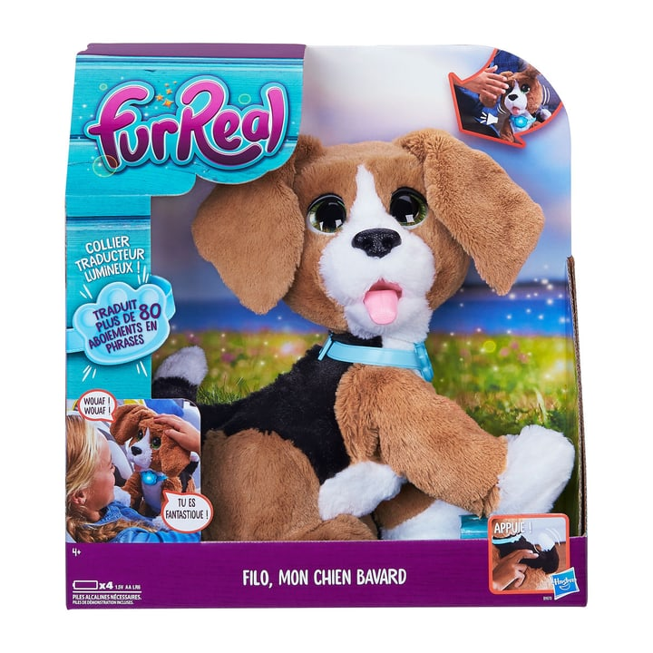 FurReal Friends Filo, mon chien bavard (F) 746761090100 Photo no. 1