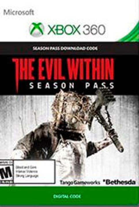 Xbox 360 - The Evil Within Season Pass 785300135623 Photo no. 1