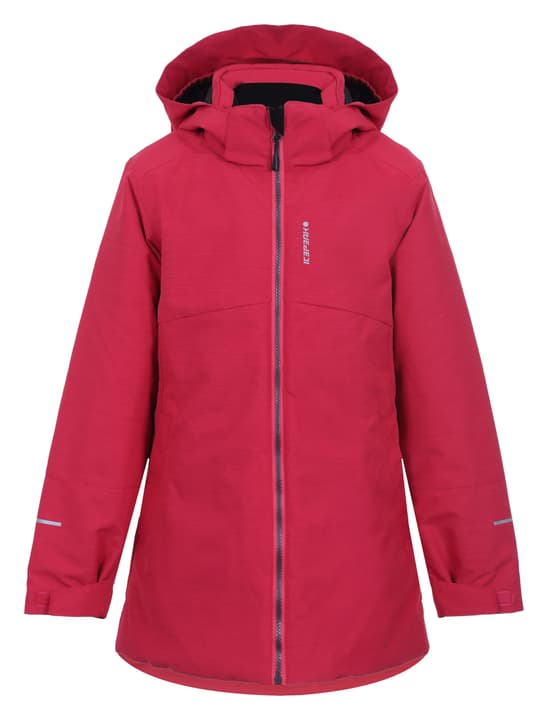 Kelley Manteau pour fille Icepeak 466940414057 Couleur corail Taille 140 Photo no. 1