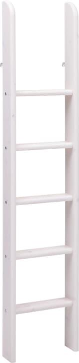 CLASSIC Gerade Leiter Hochbett Flexa 404873600000 Grösse B: 41.0 cm x T: 11.0 cm x H: 185.0 cm Farbe White Wash Bild Nr. 1