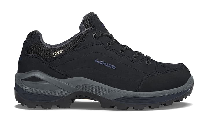 Renegade GTX Lo Wide Chaussures polyvalentes pour femme Lowa 461102442020 Couleur noir Taille 42 Photo no. 1