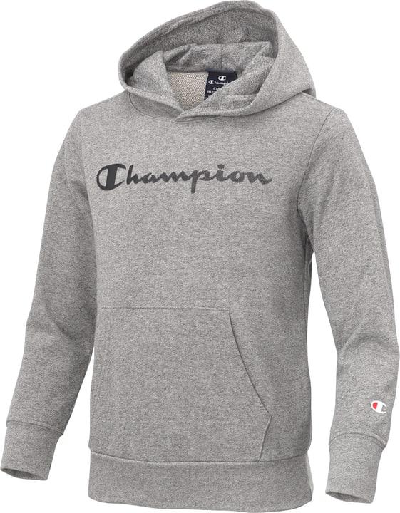 Hooded Sweatshirt Knaben-Kapuzenpullover Champion 466978314080 Farbe grau Grösse 140 Bild-Nr. 1