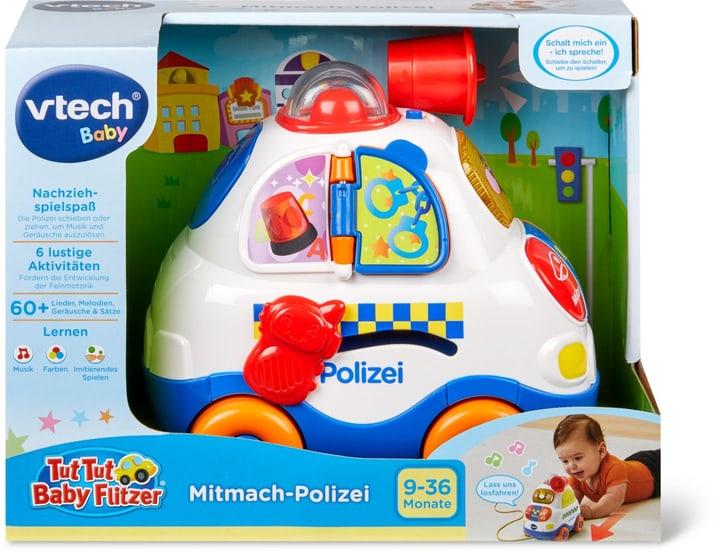 Tut Tut Baby Flitzer Mitmach Polizei (D) 746389490000 N. figura 1