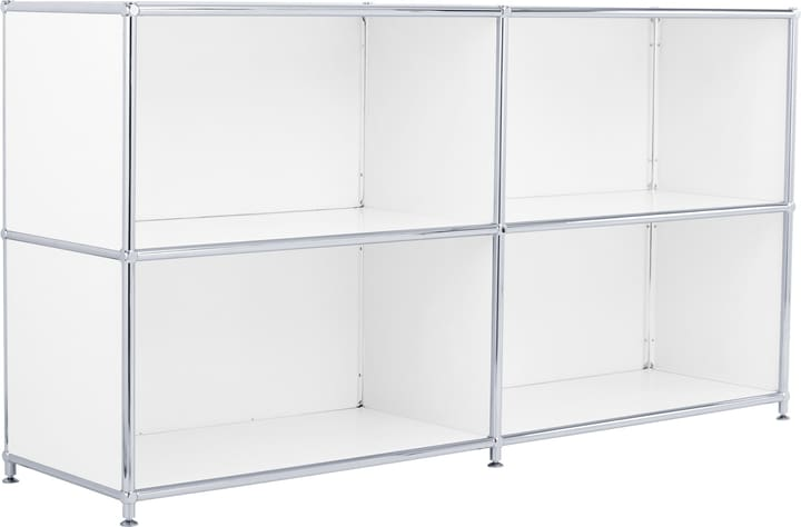 FLEXCUBE Sideboard 401808900010 Grösse B: 152.0 cm x T: 40.0 cm x H: 80.5 cm Farbe Weiss Bild Nr. 1