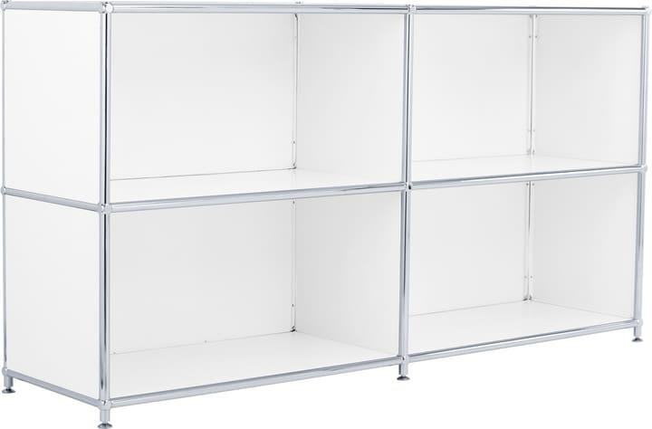 FLEXCUBE Buffet 401808900010 Dimensioni L: 152.0 cm x P: 40.0 cm x A: 80.5 cm Colore Bianco N. figura 1